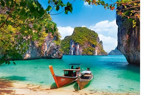 Puzzle 1000: KoPhi Phi Le Thailand (C-104154)
