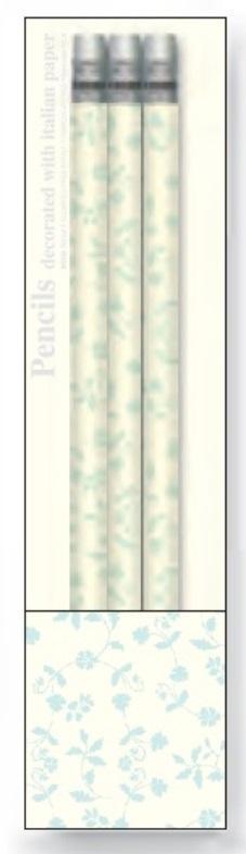 Ołówki ozdobne PST L01 3szt ROSSI