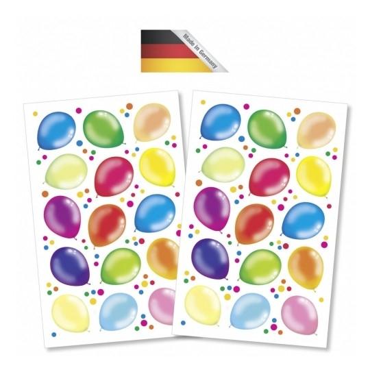 Naklejki kreatywne - balony (57515)