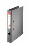 Segregator dźwigniowy Esselte No.1 Power A4/50 szary (811480)