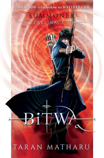 Summoner. Zaklinacz T.3 Bitwa Taran Matharu