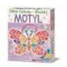 Odlew gipsowy Mozaika - Motyl (4615)