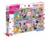 Puzzle SuperColor 4w1: Minnie Happy Helpers (07615)