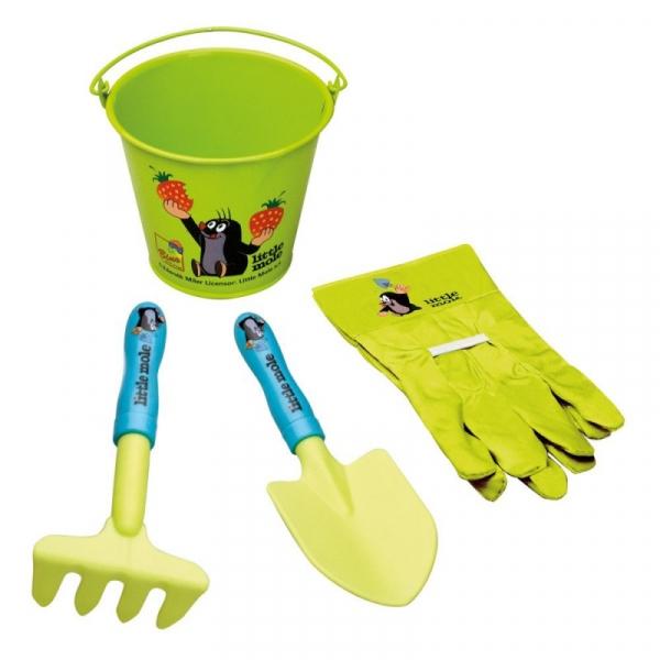 Zestaw narzędzi ogrodowych 4 sztuki (83115)