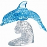 Delfin Crystal Puzzle duże (1155)