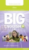 Big English 4 Pupil eText AccessCodeCard