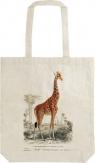 Torba bawełniana na ramię Szoperka STBAG 15 Żyrafa (STBAG 15)