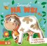 Książka z szablonem Zwierzęta na wsi