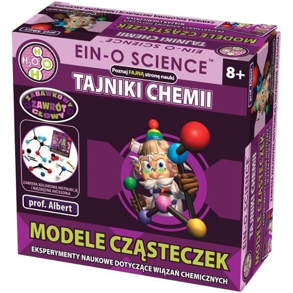 DROMADER Prof. Albert Modele Cząsteczek