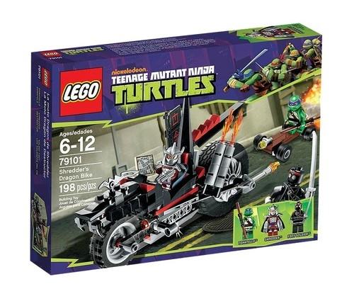 Lego Motor Shreddera  (79101)
