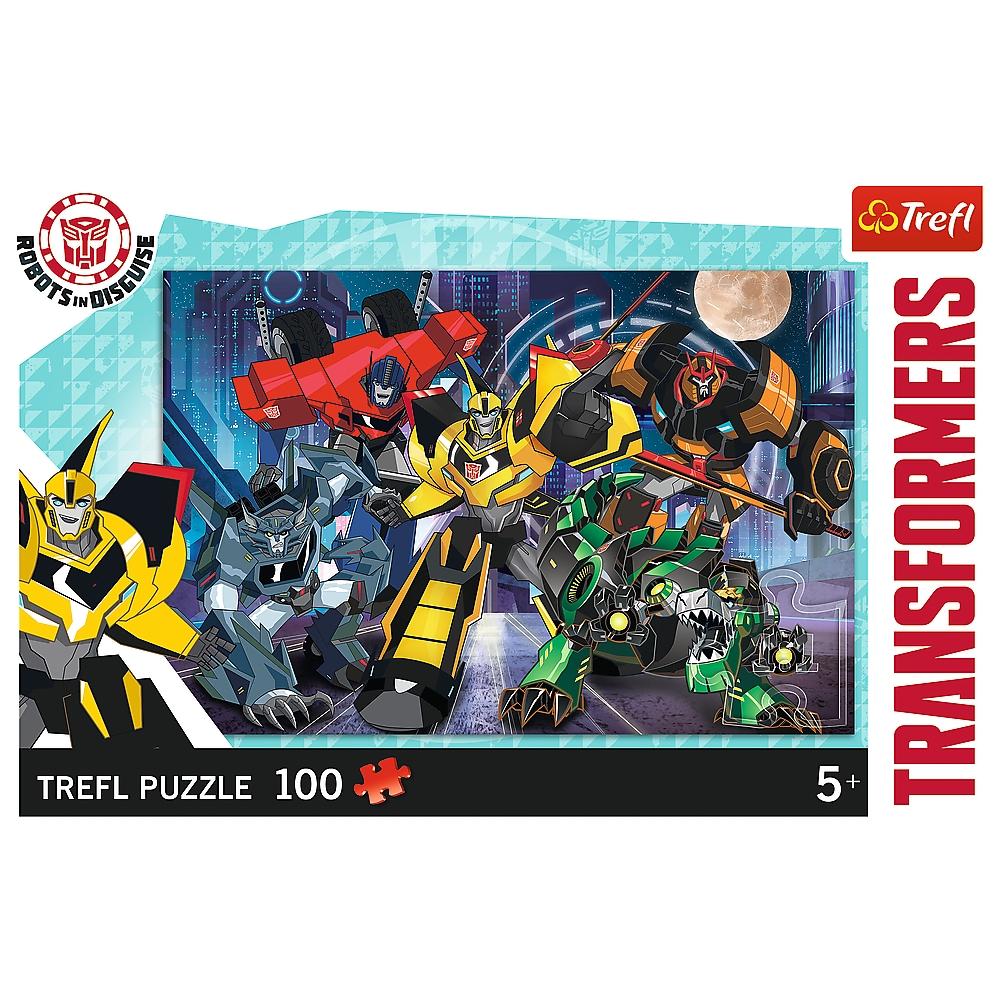 Puzzle 100: Drużyna Autobotów (16315)