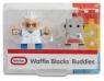 Waffle Blocks figurka Naukowiec i Robot