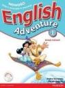 English Adventure 1 Zeszyt ćwiczeń