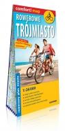 Rowerowe Trójmiasto laminowany rowerowy plan miasta 1:26 000