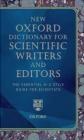 Oxford Dictionary for Scientific Writers and Editors 2e Elizabeth A. Martin, E Martin