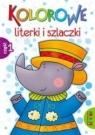 Kolorowe literki i szlaczki część 1 Szwabowska Lidia