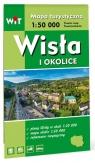 Mapa turystyczna - Wisła i okolice WIT praca zbiorowa