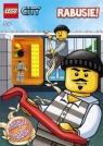 Lego City Rabusie!
