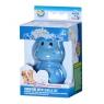 Aqua studio Farbki musujące hipopotam (34015)