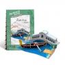 Puzzle 3D: Domki świata - Włochy, Rialto Bridge (306-23115)