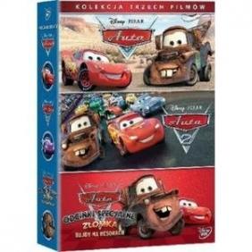 Auta 1+2, Złomka bujdy na resorach (3 DVD)