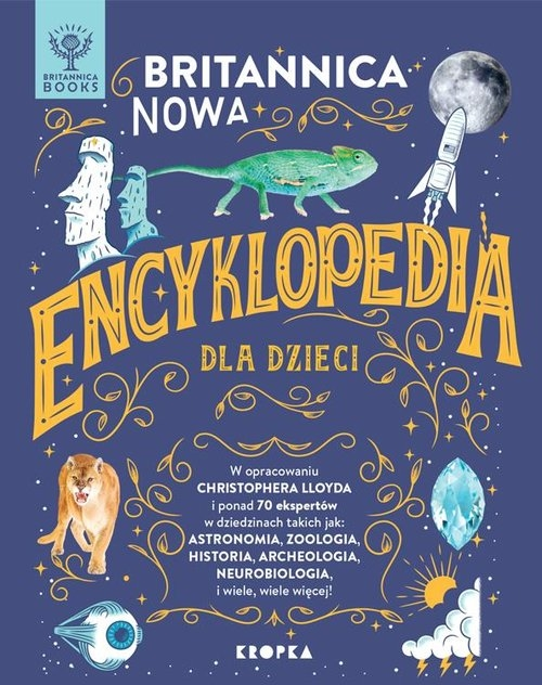 Britannica Nowa encyklopedia dla dzieci Lloyd Christopher