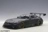 Mercedes-Benz AMG GT3 Plain Body Version 2015 (matt black) (composite model/2-door openings) (81532)