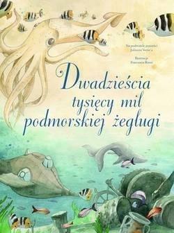 Dwadzieścia tysięcy mil podmorskiej żeglugi Francesca Rossi, Juliusz Verne