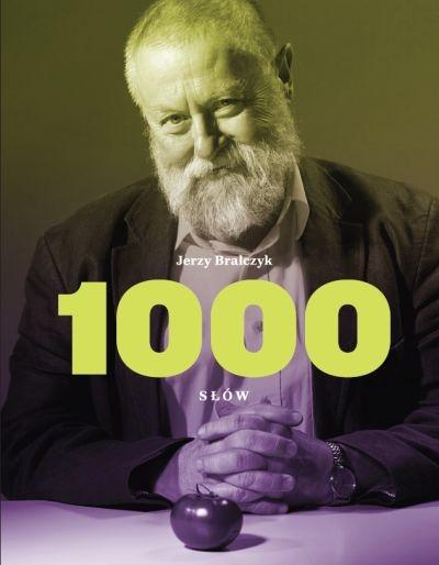 1000 słów (Uszkodzona okładka) Jerzy Bralczyk