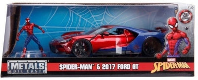 Spiderman 2017 Ford GT