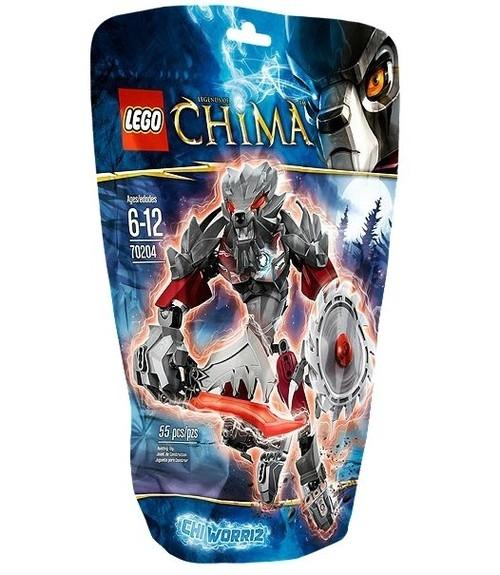 Lego Chima Chi Worriz  (70204)