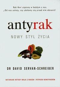 Antyrak Nowy styl życia Servan-Schreiber David