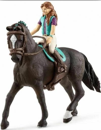 Lisa i koń Storm - Horse Club (42516)