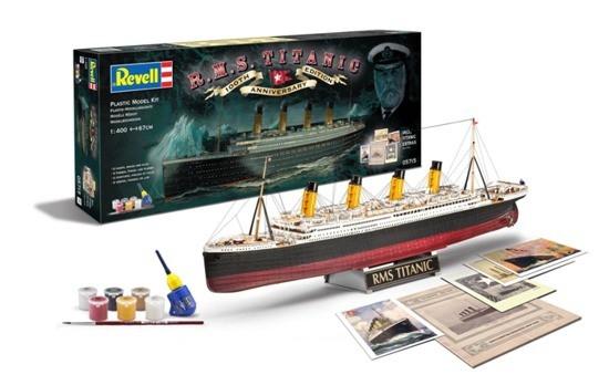 REVELL R.M.S. Titanic 100th Anniversary (05715)