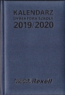 Kalendarz Dyrektora Szkoły 2019/2020 REXELL
