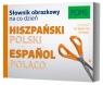 Słownik obrazkowy na co dzień hiszpański-polski