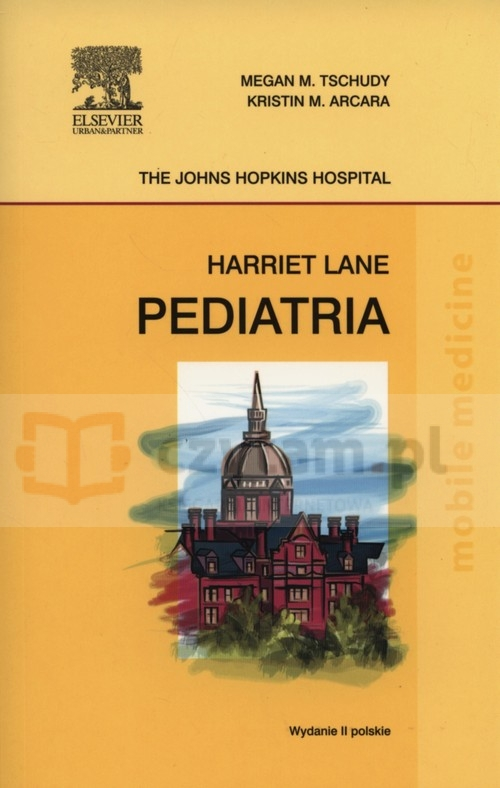 Pediatria Podręcznik Harriet Lane