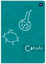 Zeszyt A5/60 kartkowy w kratkę - Chemia