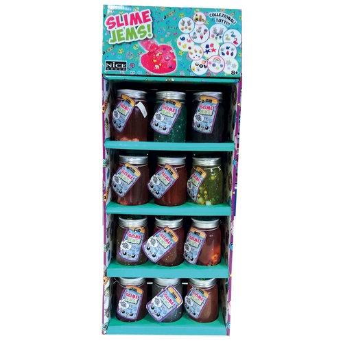 Super Slime - 1kg x 6 Kolory Neonowe