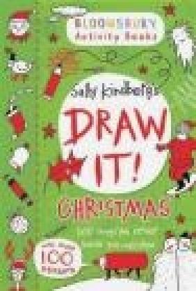 Draw it: Christmas Sally Kindberg