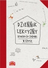 Dziennik lekcyjny Książka do zabawy w szkołę Fabisińska Liliana