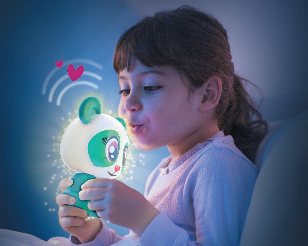 Luminki: Świecący przyjaciele - Zoey. Maskotka interaktywna (EP04134/92042)