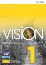 Vision 1. Zeszyt ćwiczeń z dostępem do ćwiczeń interaktywnych Online Practice