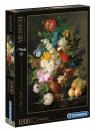 Puzzle Museum Collection 1000: Van Dael, Vaso di fiori (31415)