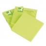 Notes samoprzylepny Q-Connect zielony 80k 76 mm x 76 mm (KF10515)