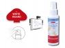 Spray czyszczacy do  tablic suchościeralnych 125 ml  (00103-W)