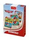 Karty Domino Samoloty 1x24 listki (08615)