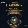 Wszechświat w skorupce orzecha  (Audiobook) Hawking Stephen