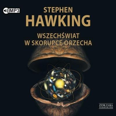 Wszechświat w skorupce orzecha  (Audiobook) (Audiobook) Hawking Stephen