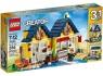 Lego Creator Domek na plaży 3 w 1  (31035)